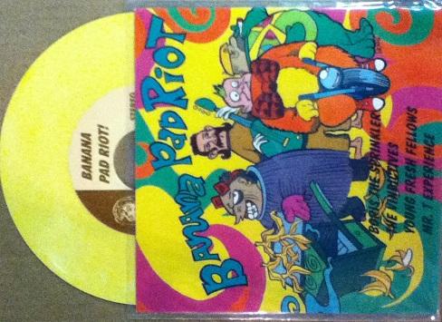 Banana Pad Riot / Boris The Sprinkler/The Vindictives