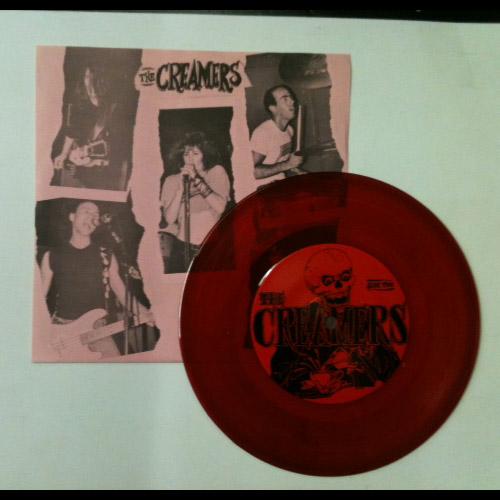 Creamers - Creamers, Broken Record Ep