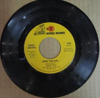 Nancy Sinatra / Good Time Girl