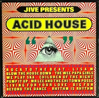 Various artists jive presents acid house for Acid house records