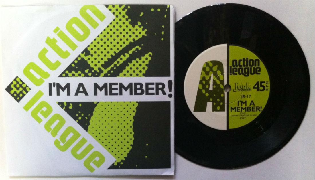 Action League / I'm A Member!