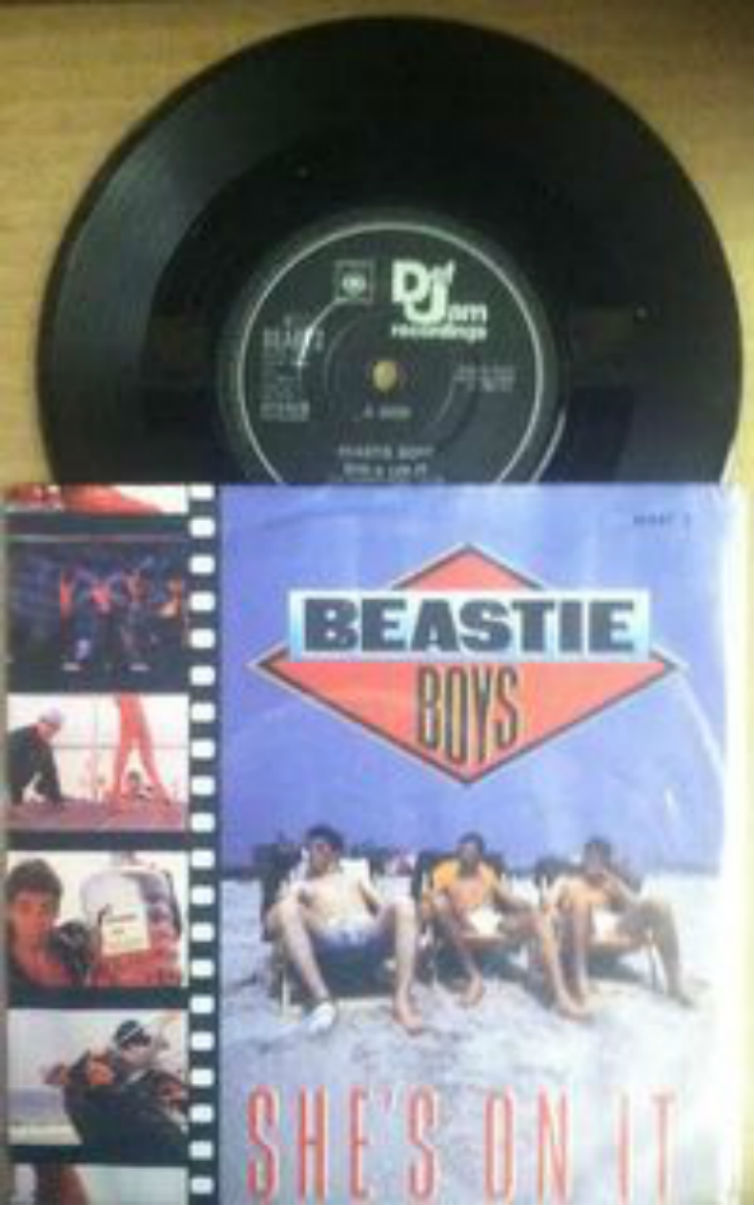 Beastie Boys / She's On It