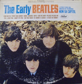 Beatles - Early Beatles Album