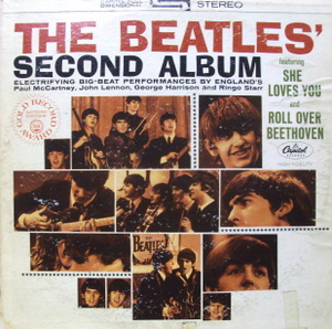 Beatles / Second Album