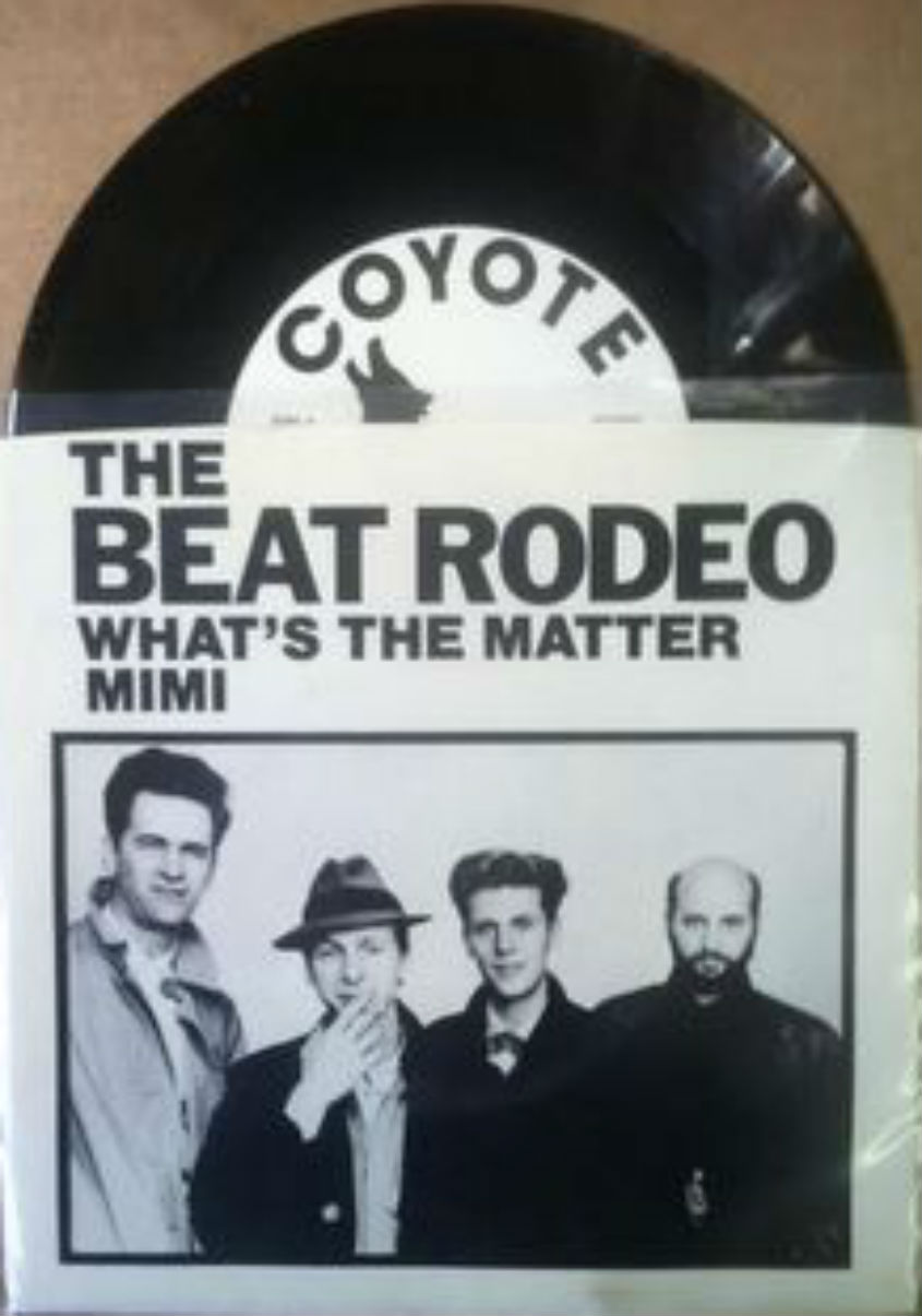 Beat Rodeo / What's The Matter