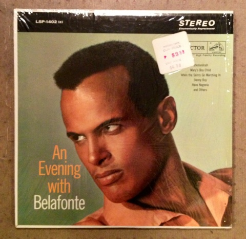 Harry Belafonte An Evening With Belafonte