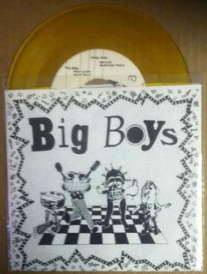 Big Boys / Frat Cars, Heartbeat