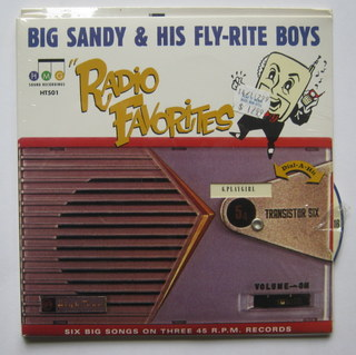 Big Sandy And His Fly-Rite Boys / Radio Favorites