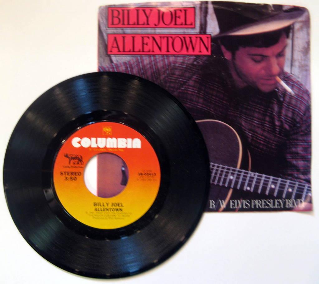 Billy Joel / Allentown