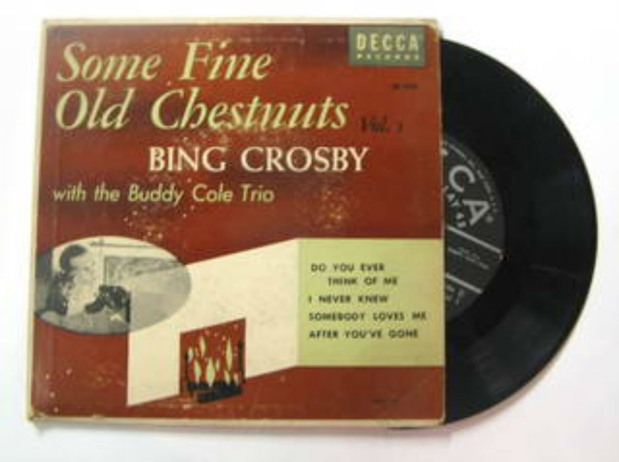 Bing Crosby / Some Fine Old Chesnuts Vol. 1
