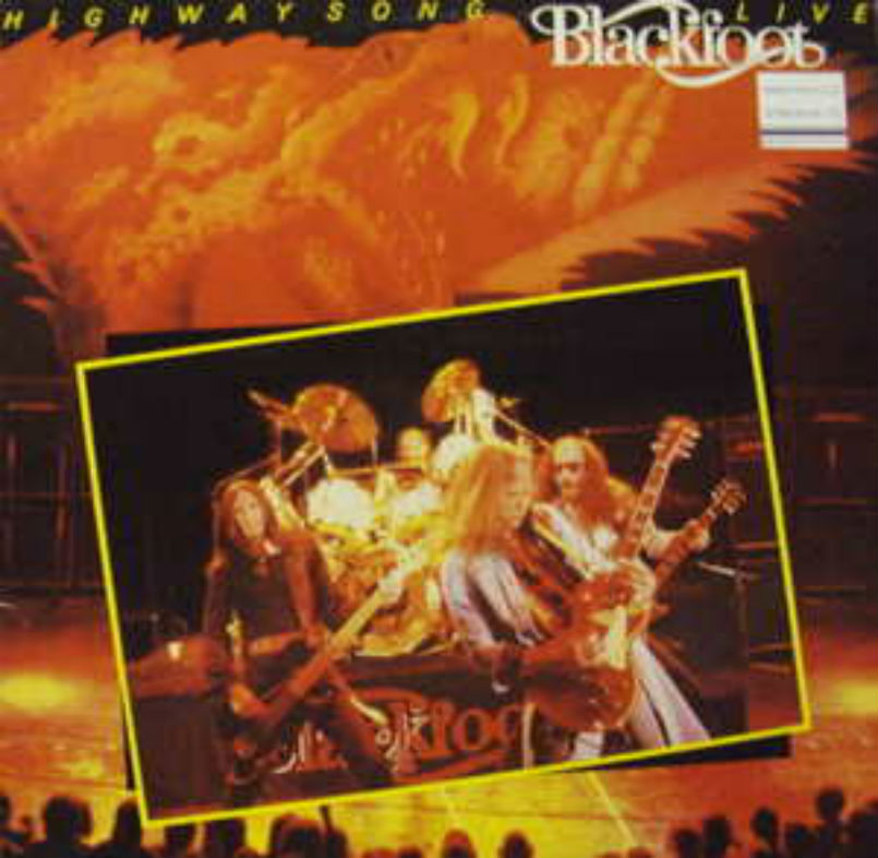 Blackfoot - Highway Song Live Album