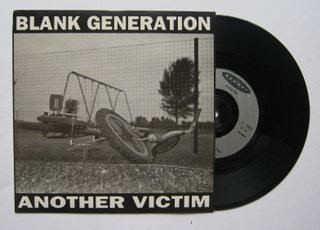 Blank Generation / Another Victim