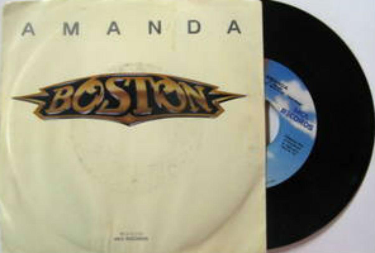 Boston / Amanda