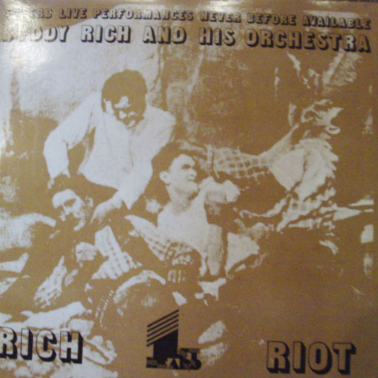 Rich Riot - Buddy Rich & His Orchestra