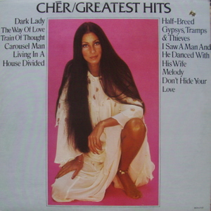 Cher - Greatest Hits LP