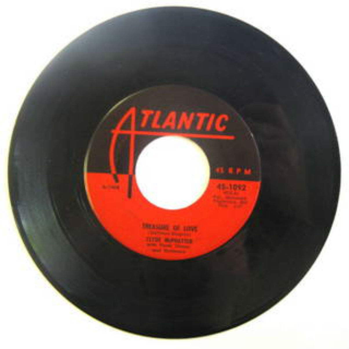 Clyde Mcphatter Treasure+Of+Love 7''
