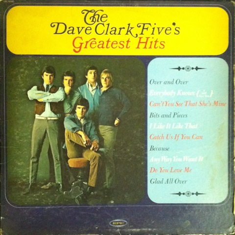 Dave Clark Five	 - Greatest Hits