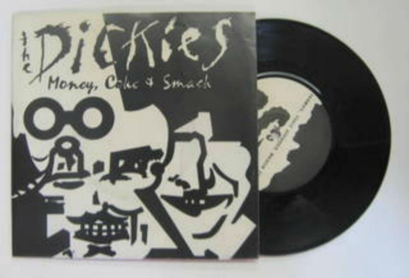 Dickies / Money, Coke, And Smack EP