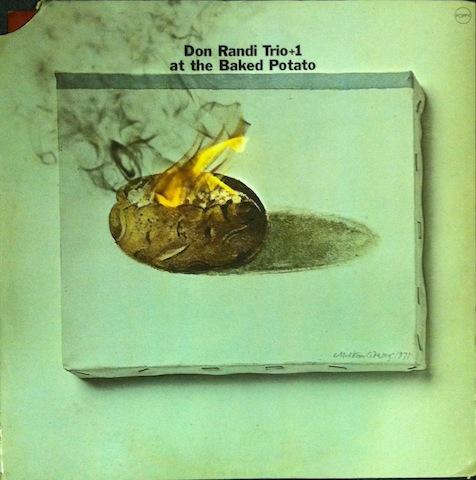 At The Baked Potato - Don Randi Trio +1