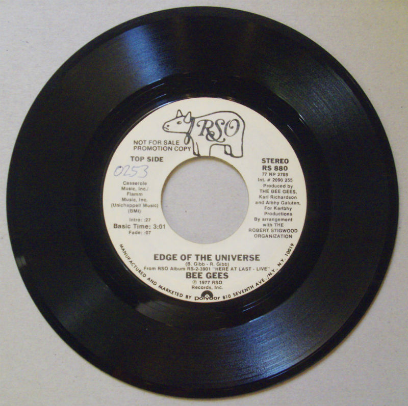 Bee Gees / Edge Of The Universe