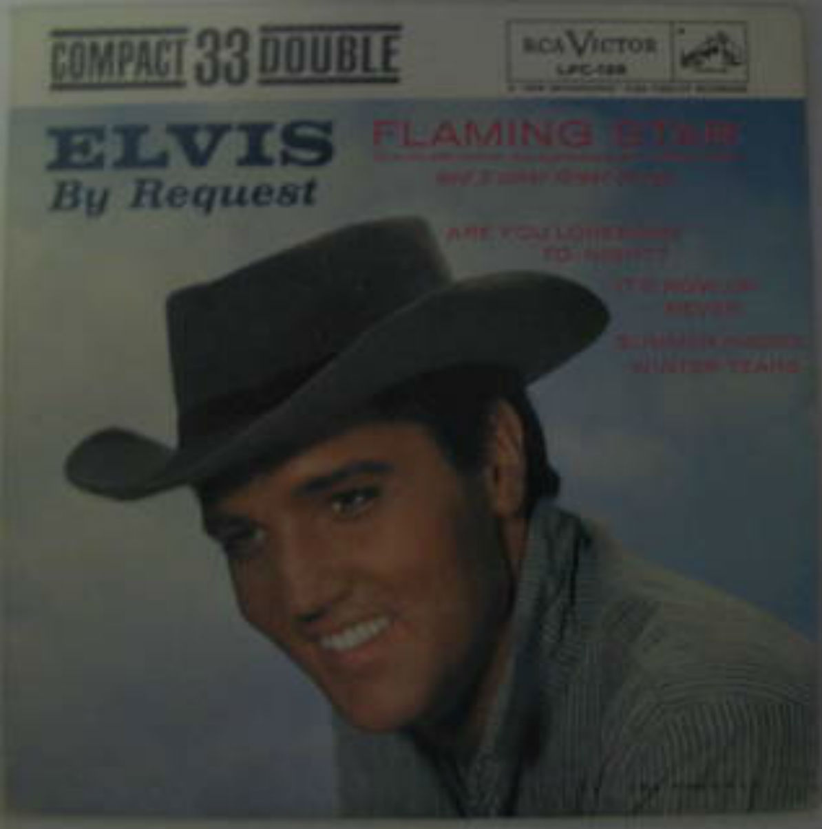 Elvis Presley - Elvis By Request Ep