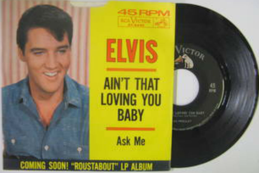 Elvis Presley - Ain't That Loving You Baby