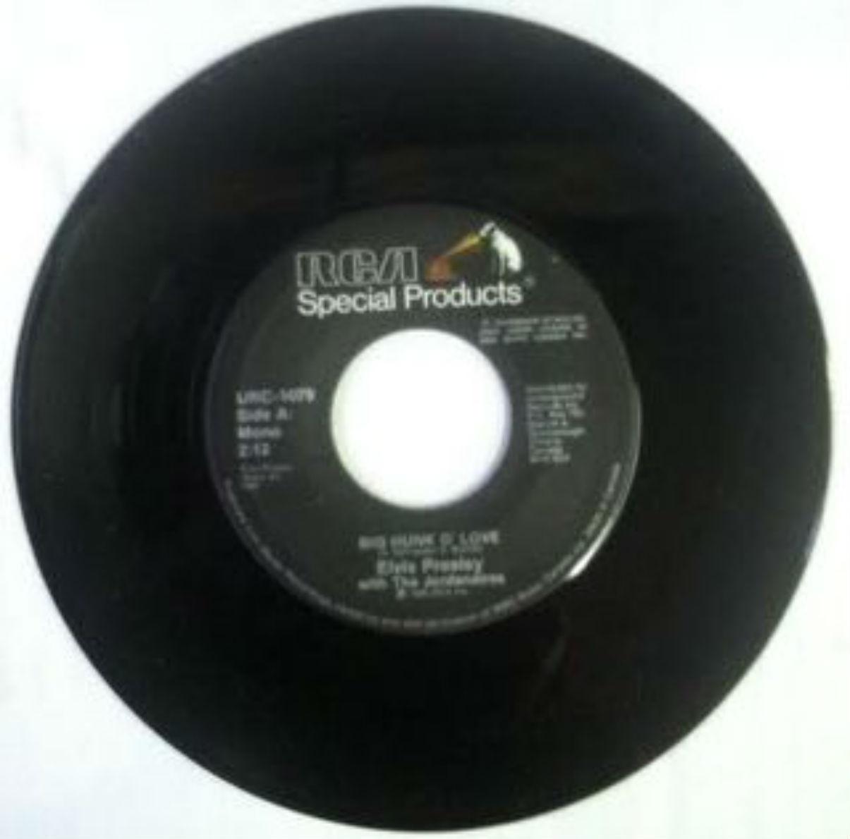 Elvis Presley - Big Hunk O' Love