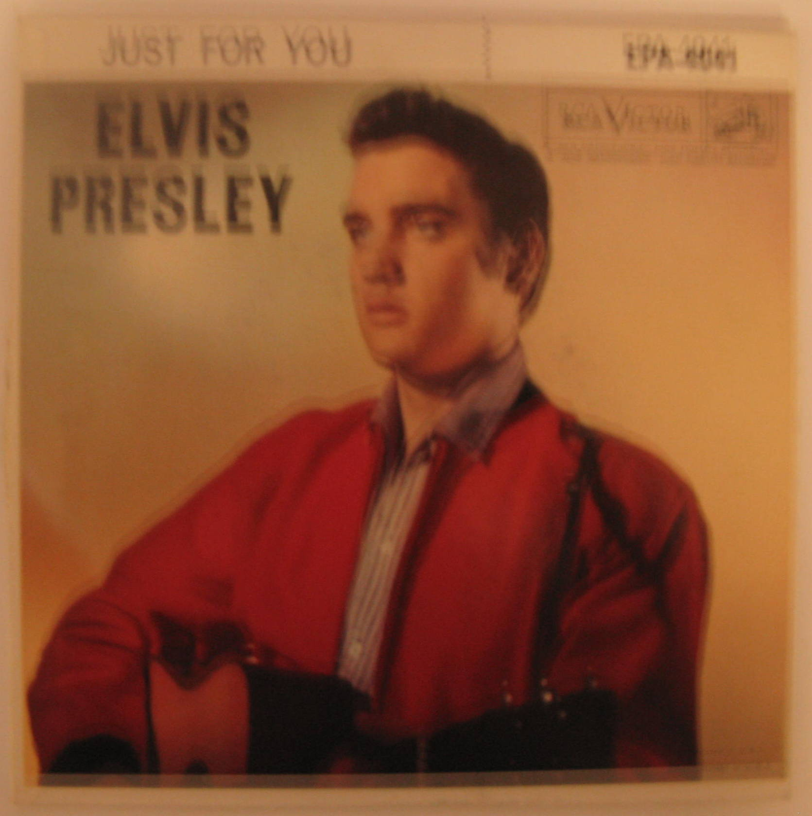 Elvis Presley - Just For You Ep