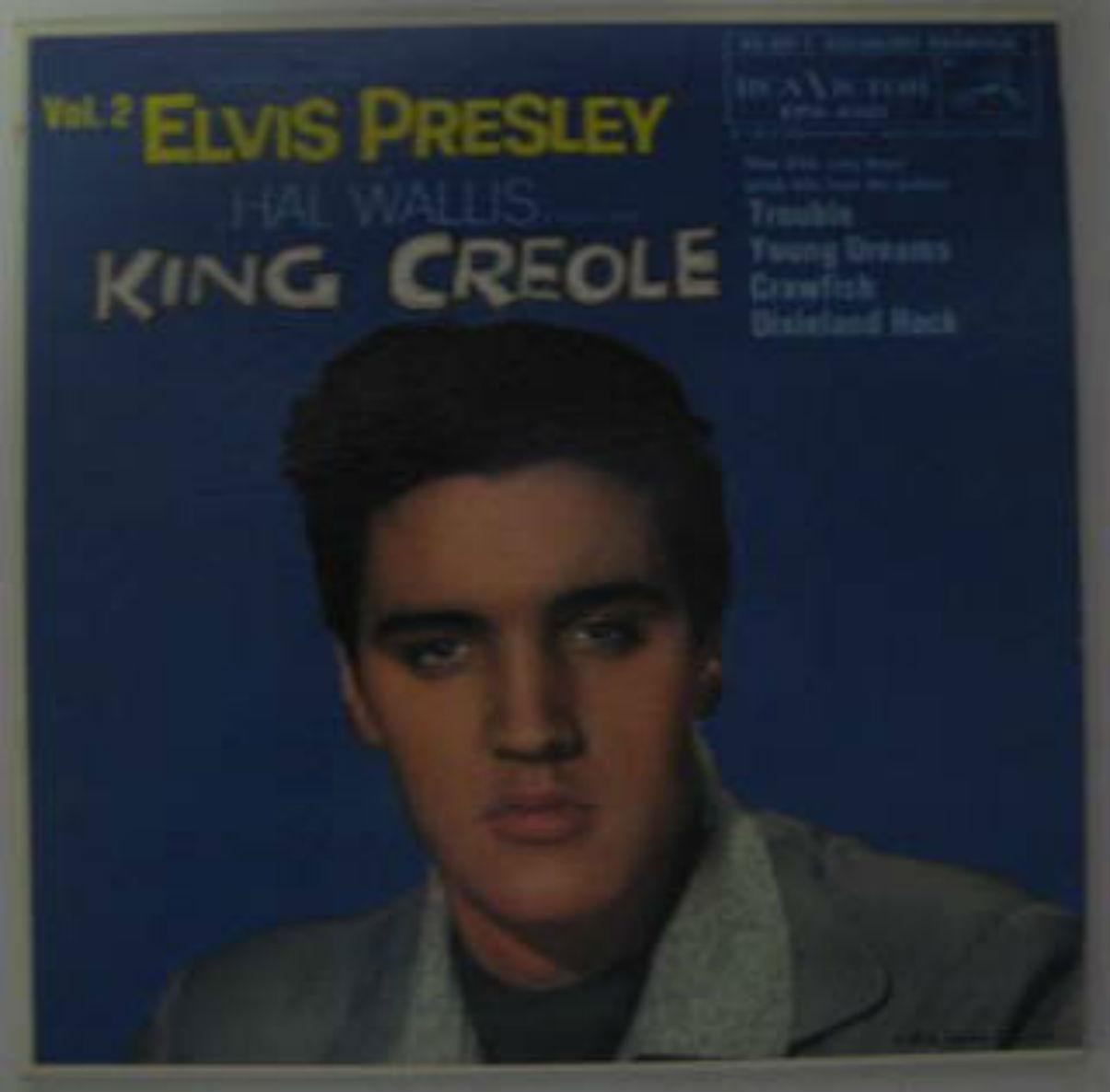 Elvis Presley / King Creole EP Volume 2