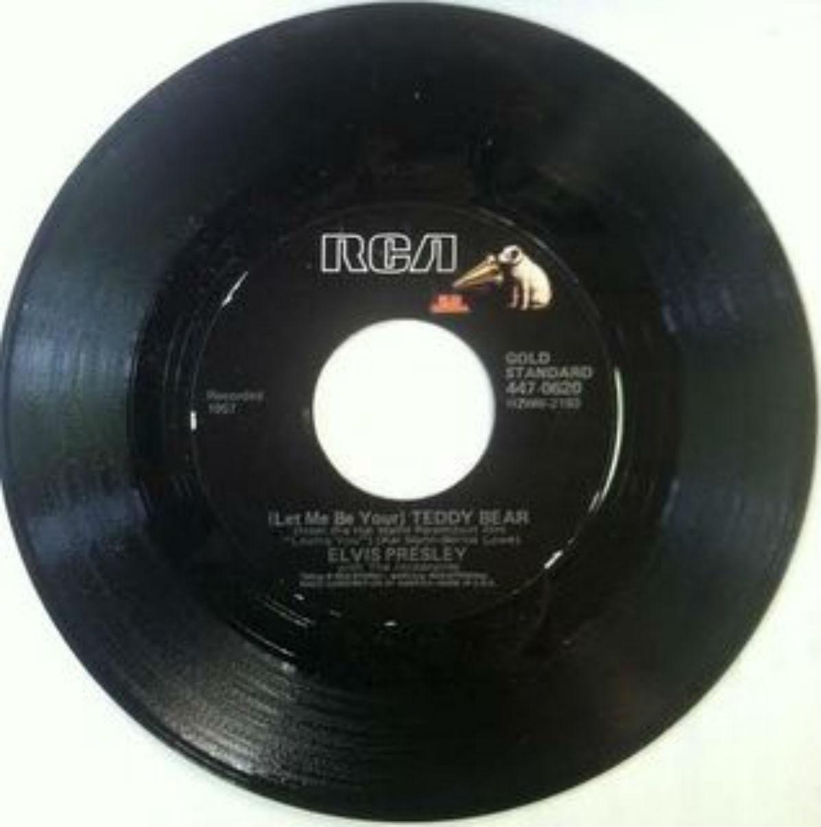 Elvis Presley / (Let Me Be Your) Teddy Bear