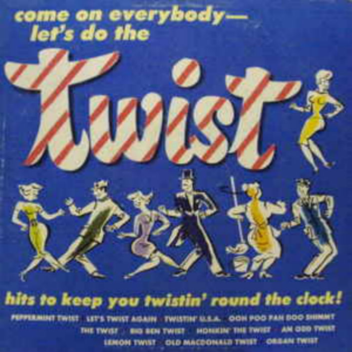 Fats And The Chessmen / Let's Twist