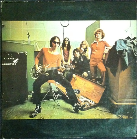 Flamin' Groovies / Teenage Head