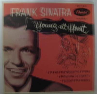 SINATRA, FRANK - Young-at-heart 2:49/take A Chance 2:37