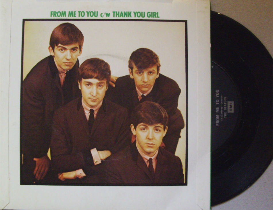 Beatles / From Me To You