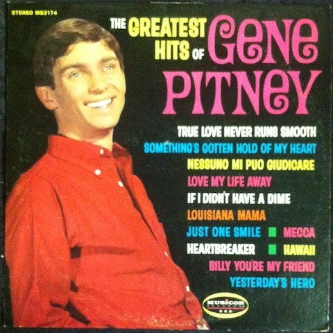 Gene Pitney / Greatest Hits Of