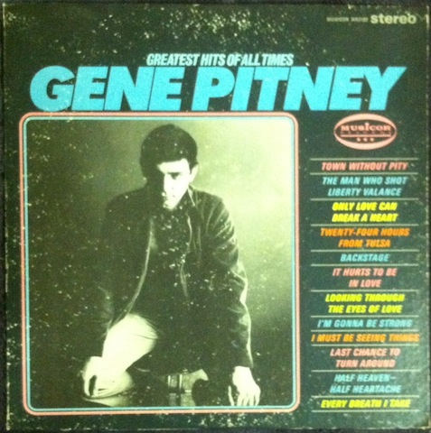 Gene Pitney / Greatest Hits Of All Times