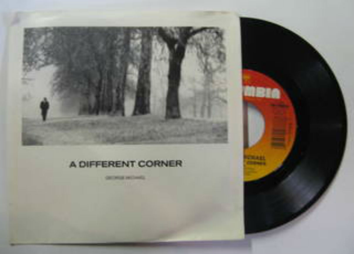 George Michael - Different Corner