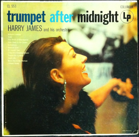 Harry James - Trumpet After Midnight