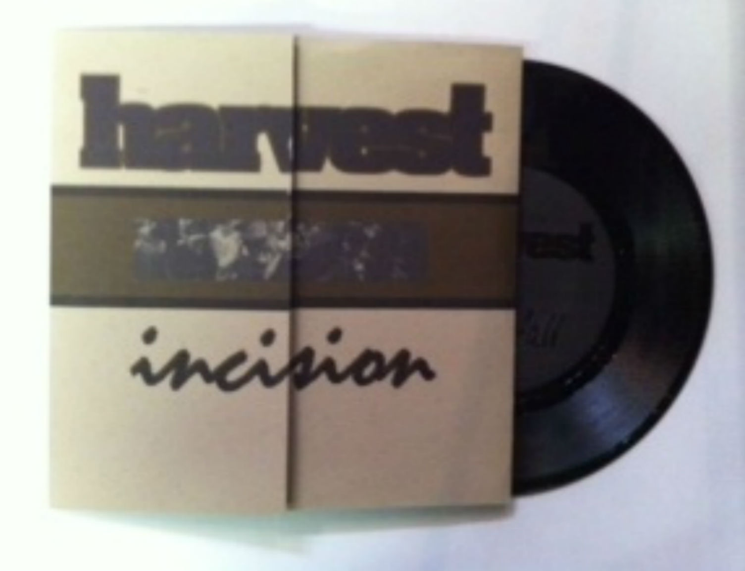 Harvest / Incision