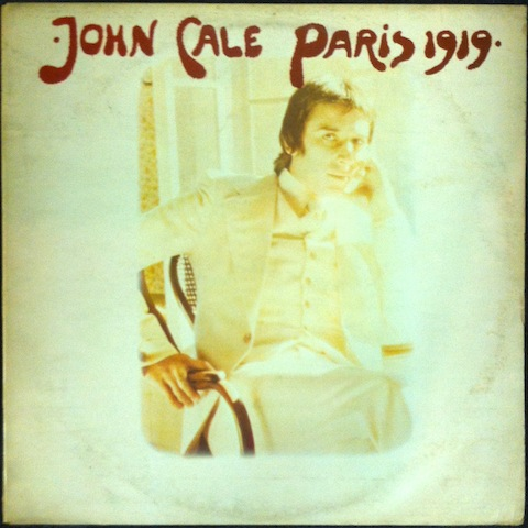 John Cale - Paris 1919 CD
