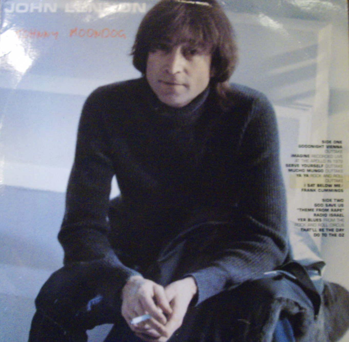 John Lennon - Johnny Moondog/telecasts