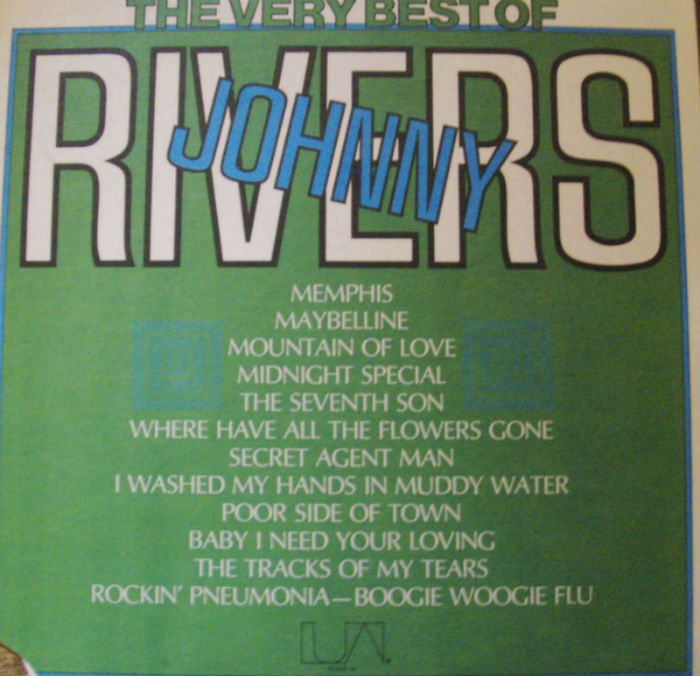 Very Best Of - Johnny Rivers