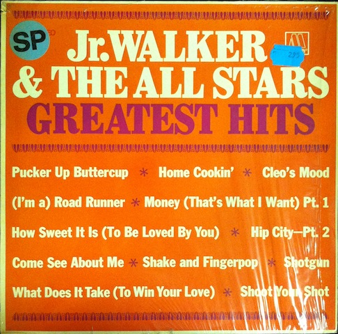Image result for jr walker and the all stars