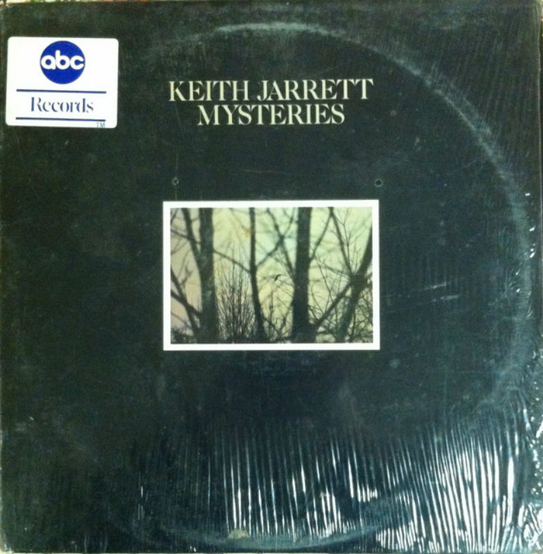 Keith Jarrett - Mysteries LP