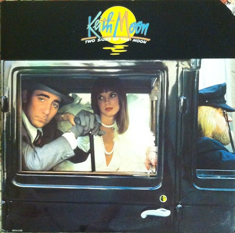Keith Moon Two+Sides+Of+The+Moon LP