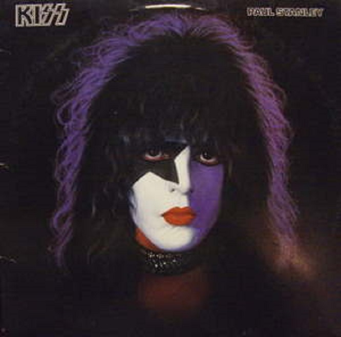 Kiss Paul+Stanley LP