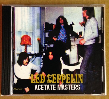 Led Zeppelin / Acetate Masters