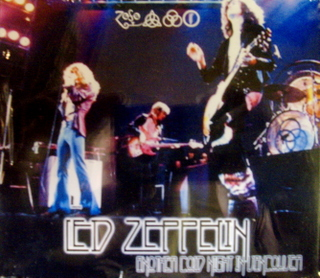 Led Zeppelin / Another Cold Night In Vancouver