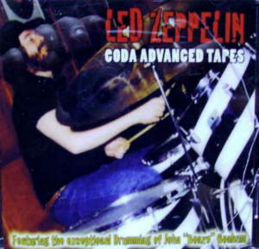 Led Zeppelin / Coda Advanced Tapes