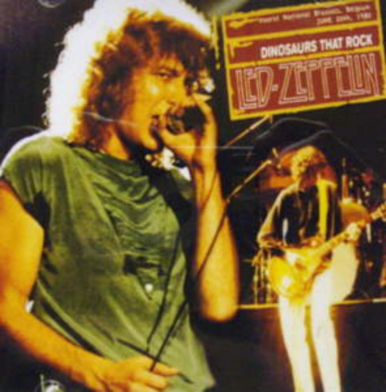 Led Zeppelin / Dinosaurs That Rock